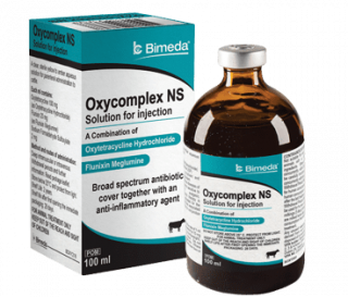 Bimeda announces relaunch of Oxycomplex NS Solution for Injection (POM)