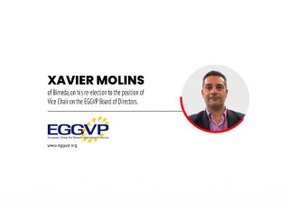 Congratulations to Bimeda's Xavier Molins on his re-election to the position of Vice Chair on the EGGVP Board